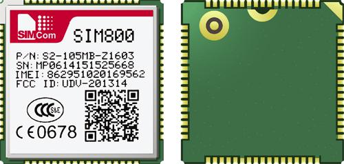 CXT VN – Từ ý tưởng đến sản phẩm - SIM800