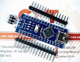 Arduino Nano 3.0 (không kèm cáp USB)