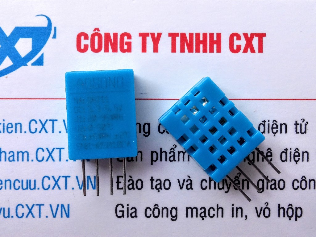 DHT11 - Cảm biến Nhiệt độ/Độ ẩm