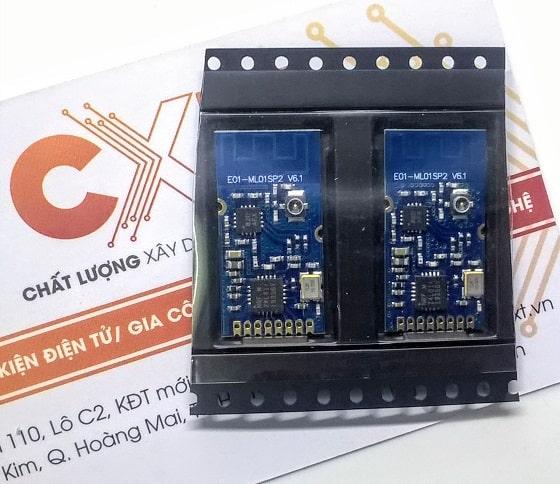 E01-ML01SP2 Module thu phát NRF24L01 2.4Ghz