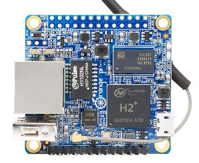 Orange Pi Zero - 512M