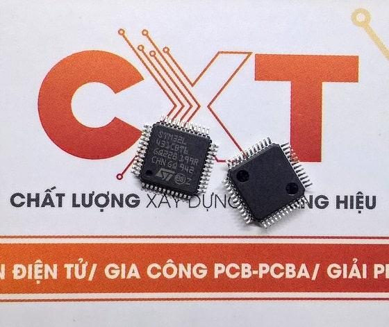 STM32L431CBT6 LQFP-48