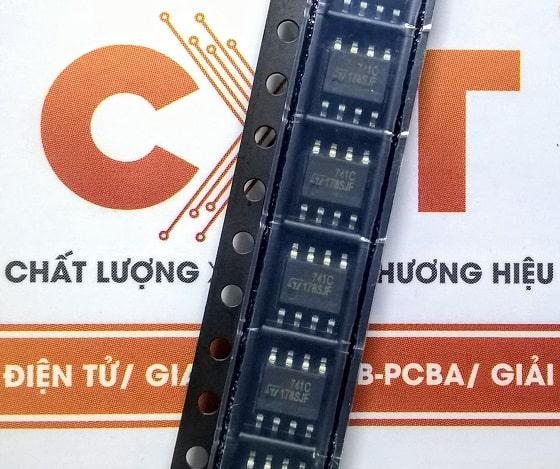 UA741 SOP-8